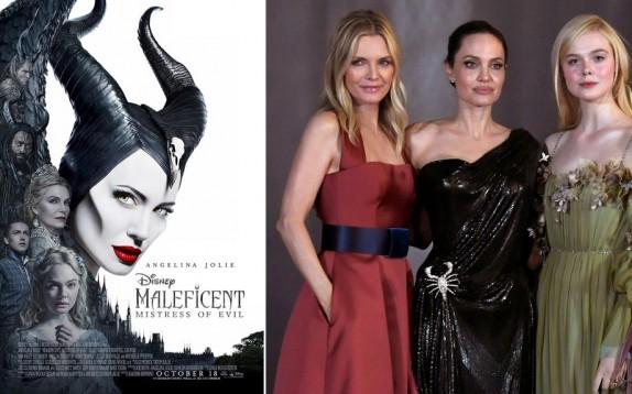 Il film del weekend in 500 caratteri : Maleficent - La signora del male