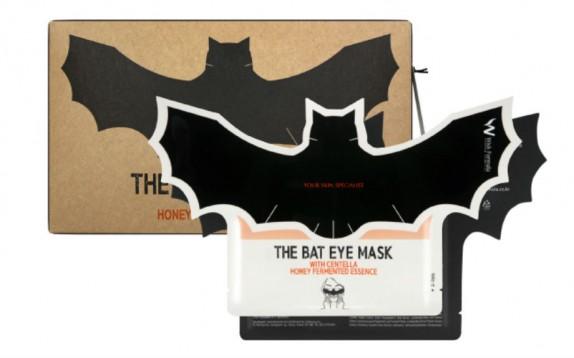 La maschera coreana a forma di pipistrello per Halloween