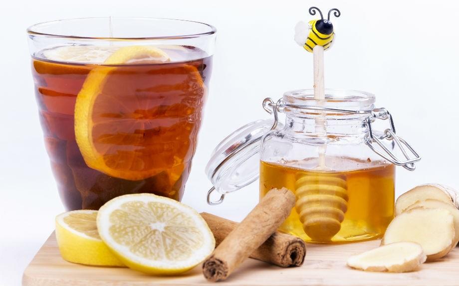Tisana al miele e cannella