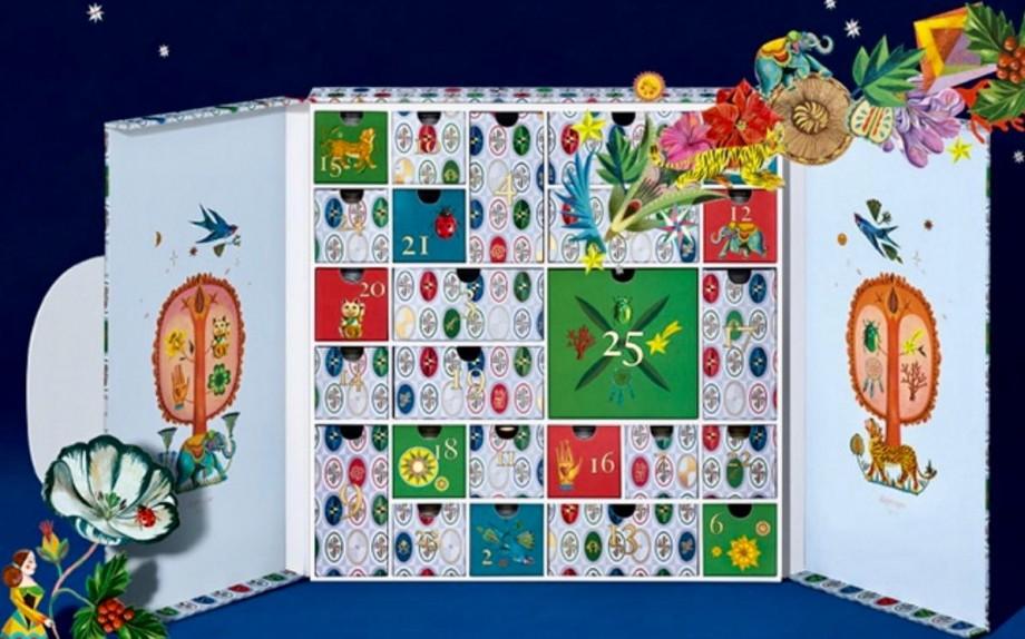 calendari dell'avvento, onemoreaddiction, Giulia Napoli,  diptyque