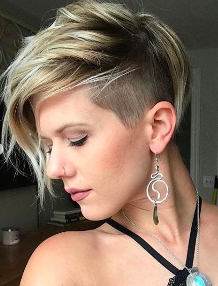 Super Tante idee per il tuo nuovo taglio di capelli corti! | Vogue Italia XA42