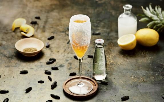 Bubblywood, il cocktail per brindare con un'elegante alternativa al classico spumante
