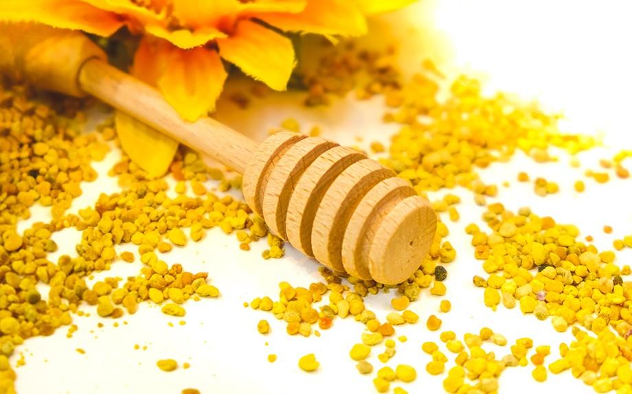 polline miele